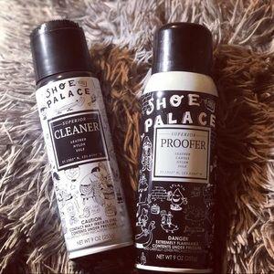 Shoe Cleaner & Shoe Water Proof Spray